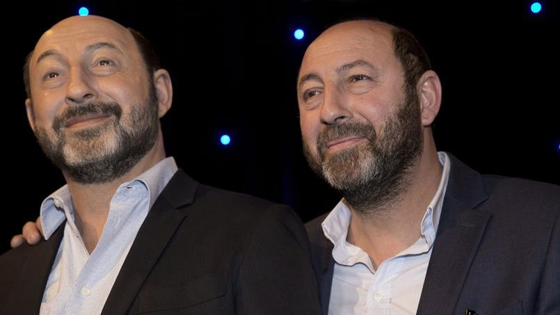 L'acteur et humoristeKad Merad ( Bienvenue chez les Ch'Tis, Les Choristes,  Marseille), a inauguré lui-même son double de cire au musée Grévin de Paris, en présence de son ancien complice Olivier Baroux.