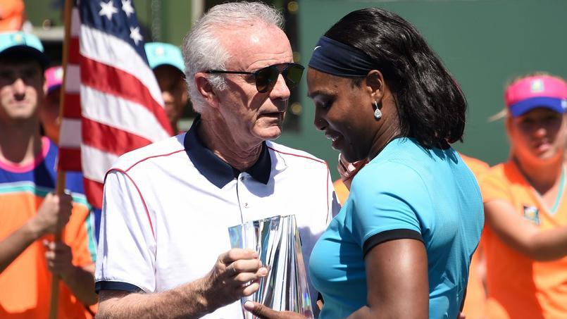 Pour ses propos sexistes, le directeur d'Indian Wells démissionne
