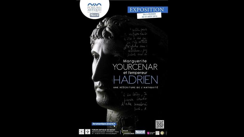 Marguerite Yourcenar et l'empereur Hadrien