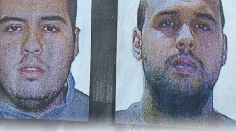 Les frères Khalid et Ibrahim El Baraoui sont les principaux suspects de l'attaque de l'aéroport.