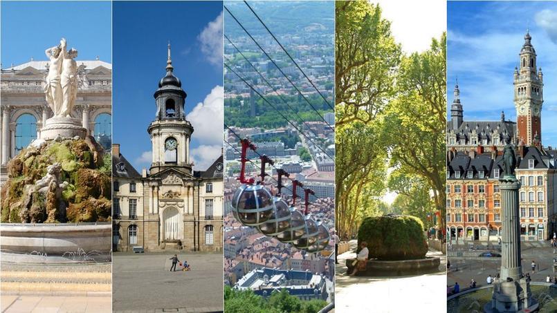 Montpellier, Rennes, Grenoble, Aix-en-Provence et Lille constituent les villes-étapes de ce Tour de France du numérique