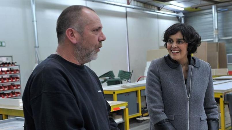 Myriam El Khomri commentera jeudi 24 mars les chiffres du chômage de février.