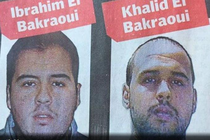 Ibrahim (à gauche) et Khalid El Bakraoui étaient connus des services de police. Le premier pour des vols de voiture, le second pour avoir tiré sur un policier durant un braquage.