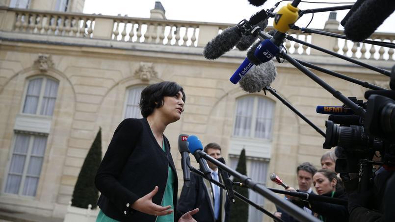 Myriam El Khomri va porter son texte de projet de loi travail au Sénat.