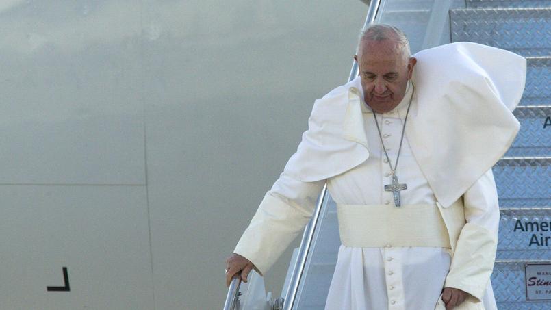 Le pape François en septembre à New York.