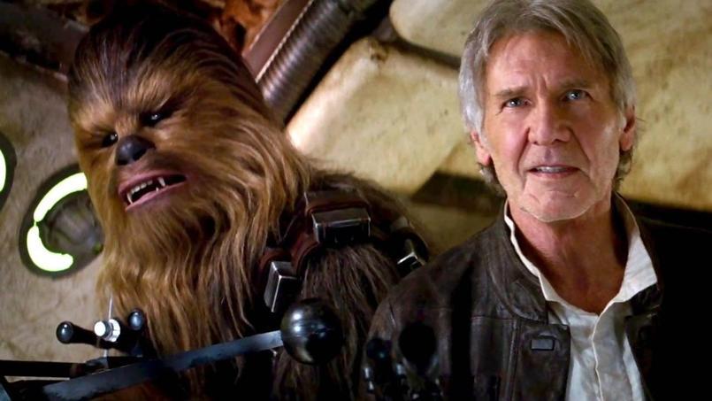 Star Wars VII piraté deux semaines avant sa sortie en DVD