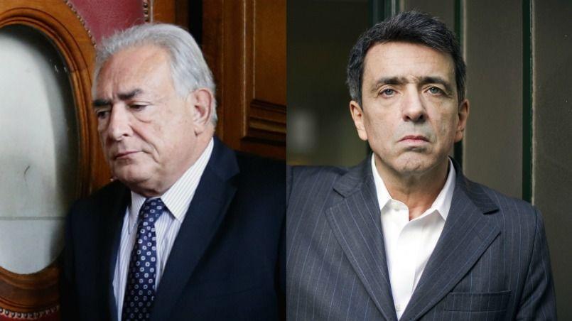 L'ancien patron du Fonds monétaire international a, par la voix de son avocat, dénoncé une «diffamation effroyable».