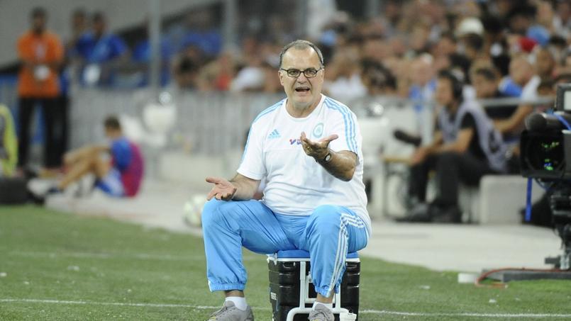 Marcelo Bielsa aurait appelé Vincent Labrune.