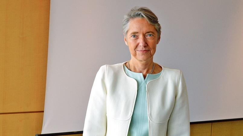 Élisabeth Borne, PDG de la RATP.