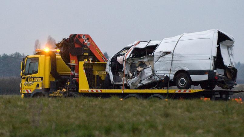 L'accident est survenu dans la nuit de jeudi à vendredi.