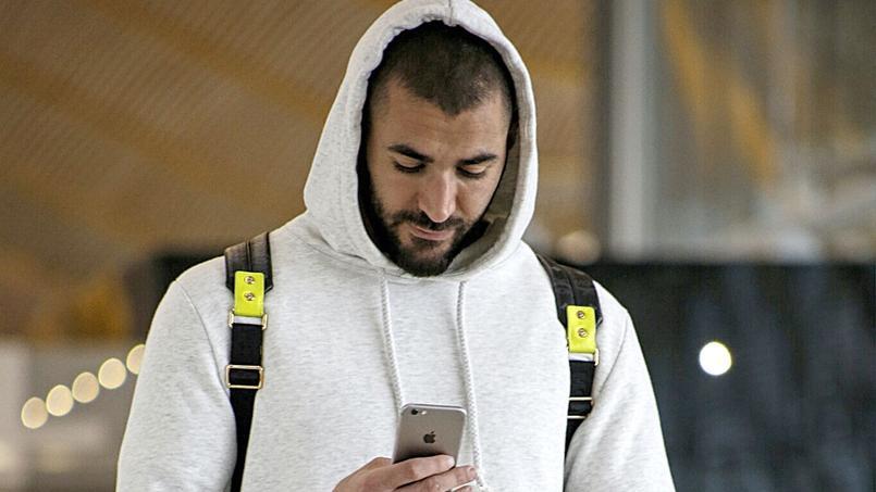 Karim Benzema fier de présenter son jet privé sur Instagram