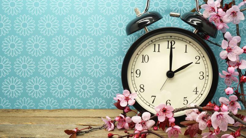 Ce dimanche 27 mars, c'est le passage à l'heure d'été.