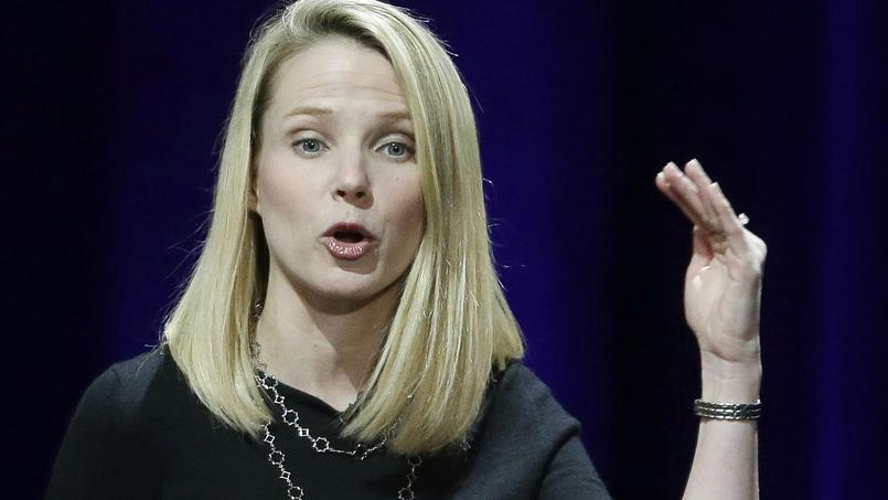 Marissa Mayer, PDG de Yahoo!