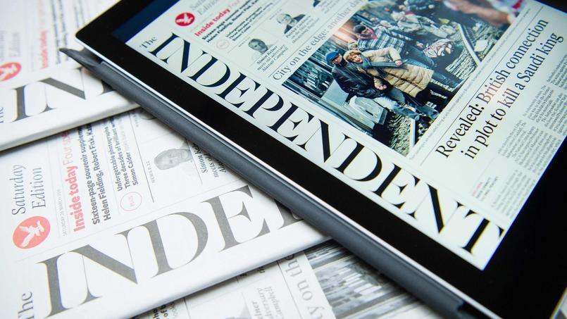 The Independent n'existe plus en version papier