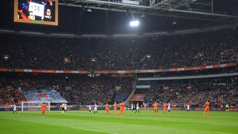 La famille Cruyff ne veut pas qu'on renomme la Amsterdam ArenA à son nom