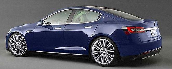 Voici à quoi devrait ressembler la Model 3: Tesla ne dévoilera les lignes de sa nouvelle berline qu'en fin de semaine.