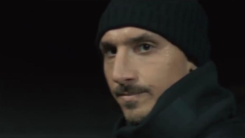 «Je ne suis pas comme vous, je suis Zlatan»: la nouvelle pub efficace d'Ibrahimovic