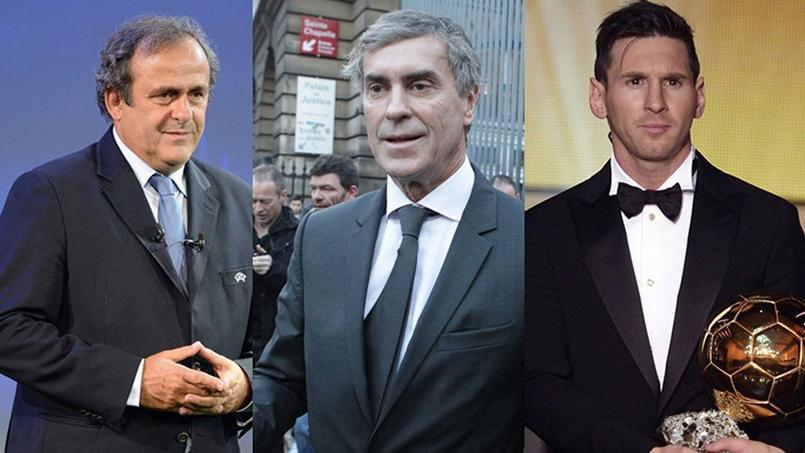 Michel Platini, l'ancien ministre Jérôme Cahuzac et le footballer Lionel Messi sont nommés dans cette vaste enquête.
