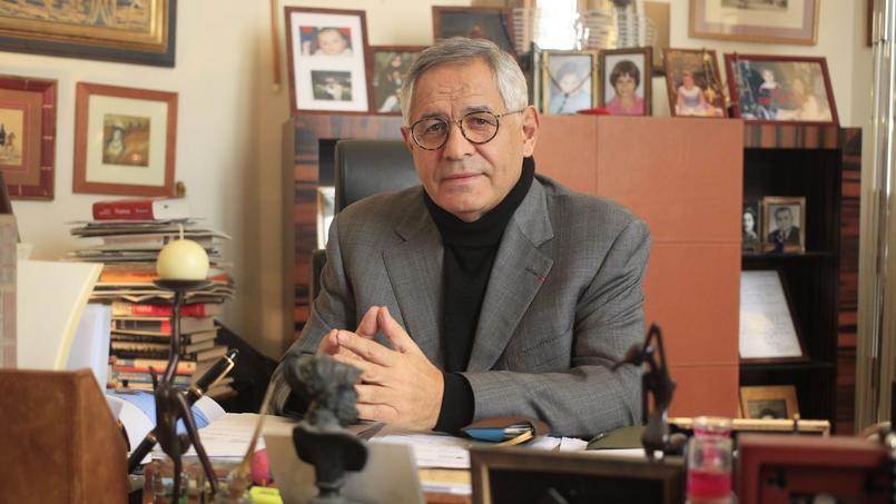 L'avocat Robert Bourgi