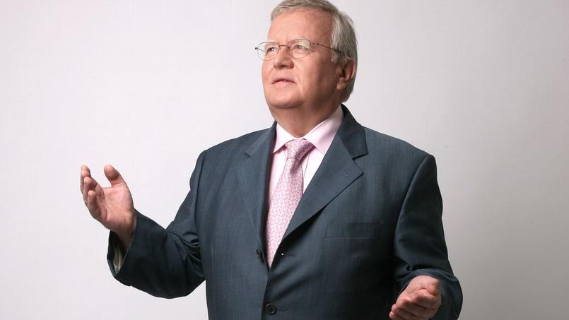 Le député souverainiste des Yvelines, Jacques Myard