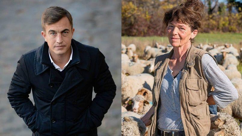 Olivier Bourdeaut et Catherine Poulain figurent dans la liste des quatre finalistes pour le Goncourt du premier roman.