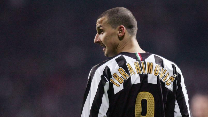 Zlatan Ibrahimovic avait été accusé de dopage.