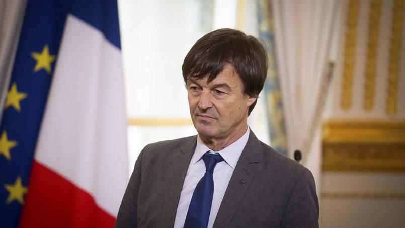 """Résultat de recherche d'images pour """"Nicolas Hulot Macron"""""""