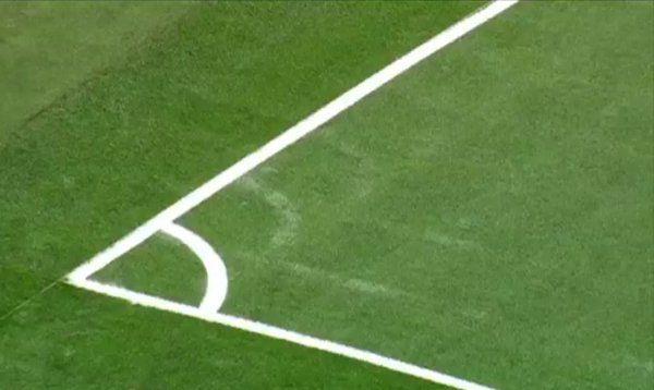 Le Real Madrid a agrandi son terrain pour affronter Wolfsburg.