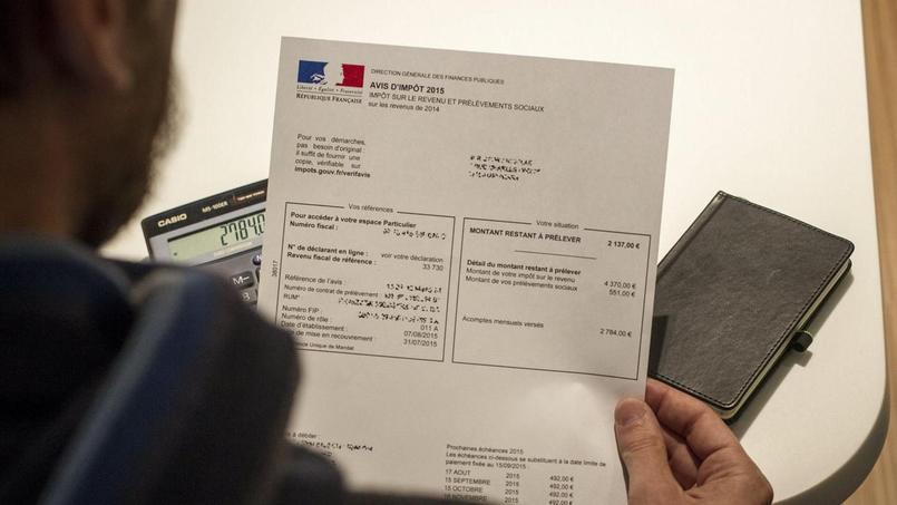 Contribuables millionnaires plus nombreux en 2015 - Plafond revenu fiscal de reference 2014 ...