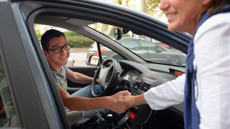 Licenciement accident voiture de fonction