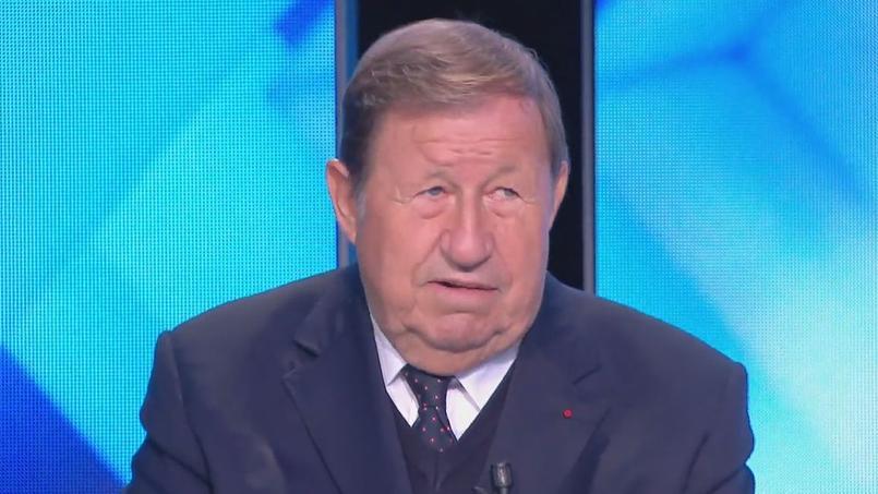 Guy Roux avait annoncé que l'OM jouerait le maintien.
