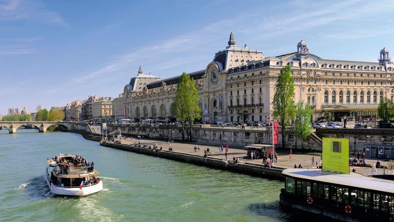 La Seine, le musée d