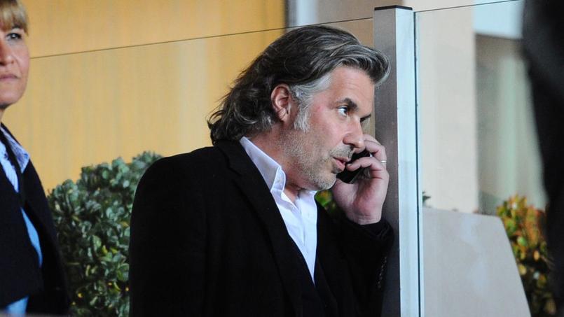Vincent Labrune en prend pour son grade dans les écoutes téléphoniques de l'OM.