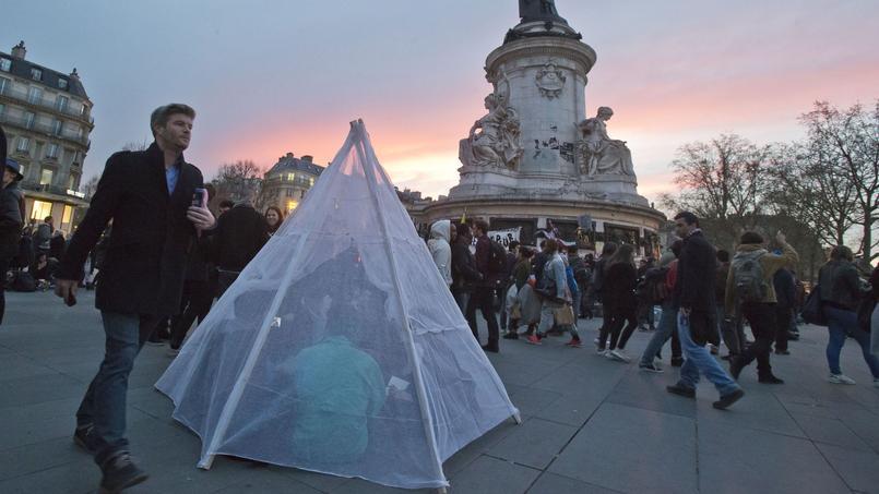 Georges Bensoussan : «Le déni de l'insécurité culturelle condamne Nuit debout à être une bulle»