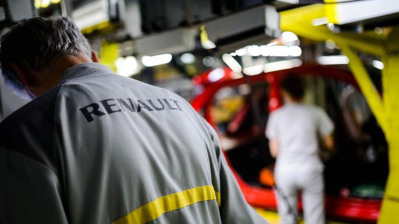 Renault épingle par les autorités allemandes.