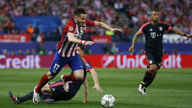 Le but digne d'un chef d'œuvre de l'Atlético face au Bayern Munich
