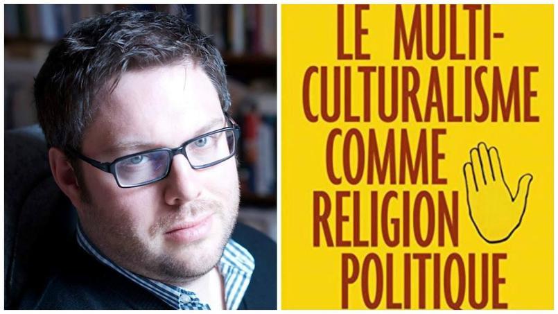Mathieu Bock-Côté : «L'homme sans civilisation est nu et condamné au désespoir»