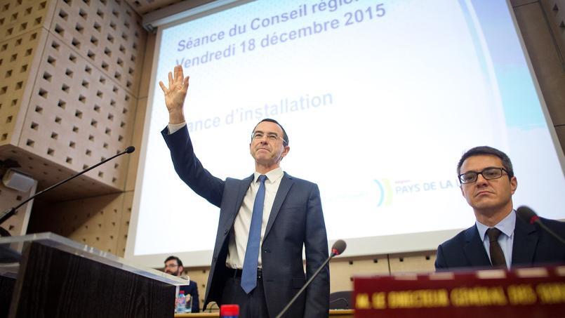 Bruno Retailleau, président du conseil régional des Pays de la Loire.