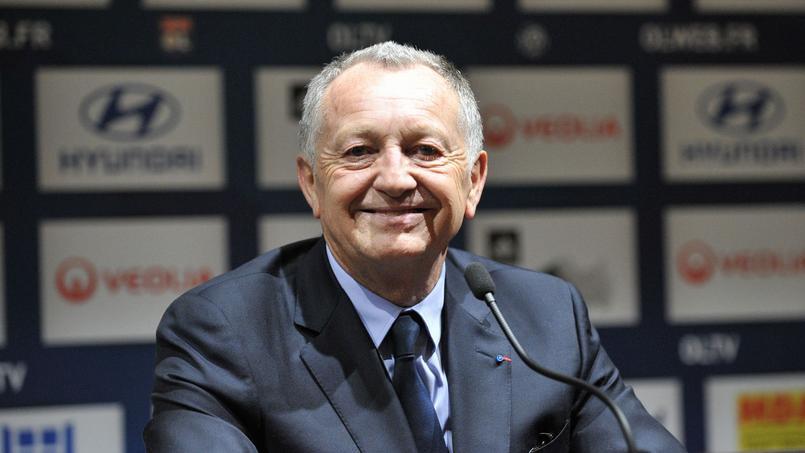 Après sa sortie contre le PSG, Jean-Michel Aulas était revenu sur ses propos.