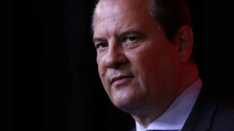 Le premier secrétaire du Parti socialiste Jean-Christophe Cambadélis.