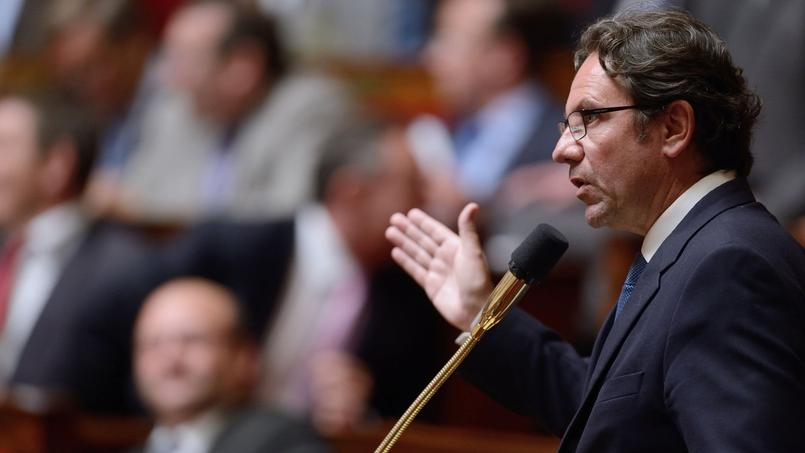 Frédéric Lefebvre, député LR des Français de l'étranger