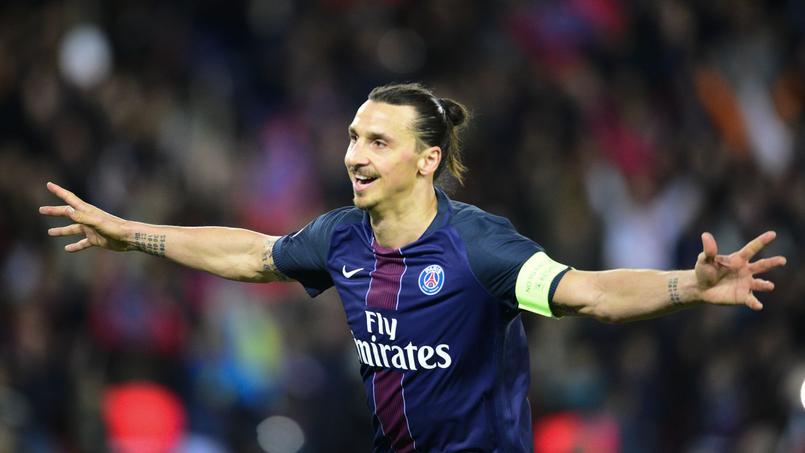 Zlatan Ibrahimovic pourrait avoir une tribune à son nom au Parc des Princes.