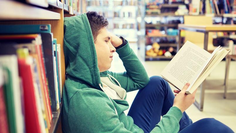 Les difficultés de lecture sont en grande partie liées au niveau d'études: 42,7 % de ceux qui n'ont pas dépassé le collège sont en difficulté contre 3,7 % pour ceux qui ont suivi des études générales ou technologiques au lycée.