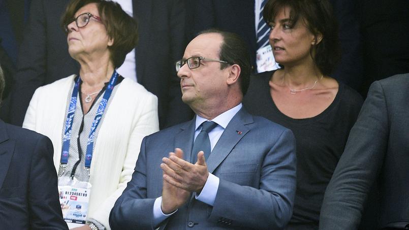François Hollande a rendu hommage à Zlatan Ibrahimovic.
