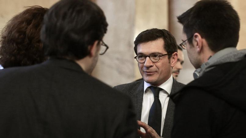 Le député Benoist Apparu, proche d'Alain Juppé