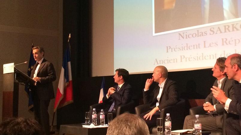 Le think-tank «France Fière» consacrait mardi soir un colloque ayant pour thème l'identité française.