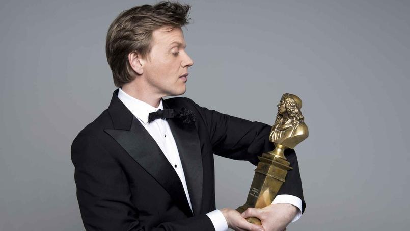 Le comédien Alex Lutz a donné le ton en tant que maître de cérémonie lors de cette 28e nuit des Molières.