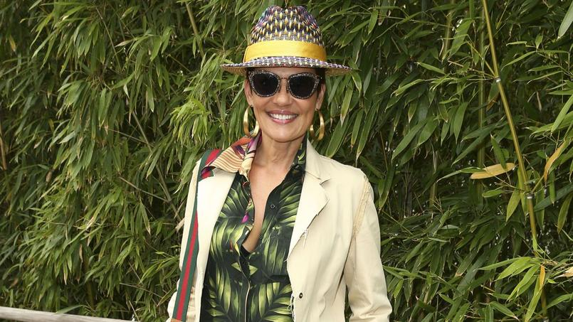 Cristina Cordula : «La tenue zébrée de Tsonga, c'est too much !»