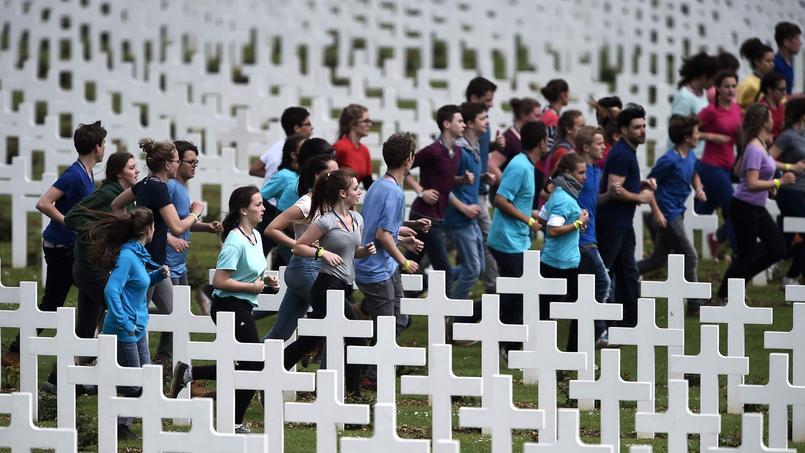 Verdun : le vacarme et le silence