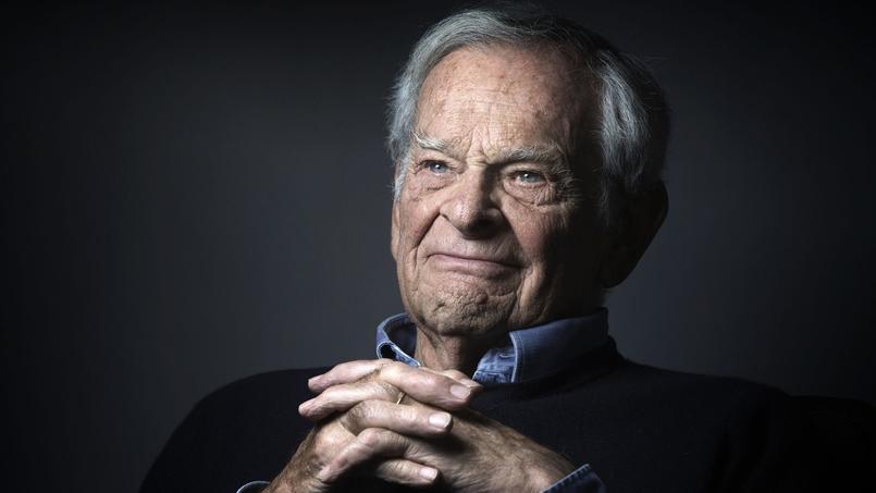 Claude Perdriel, cofondateur et actionnaire de L'Obs.